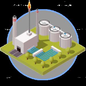 Sistema de filtración para industrias