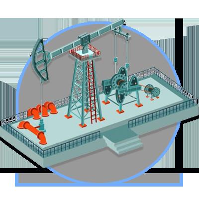 Sistema de filtración para empresas petroleras